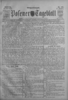 Posener Tageblatt 1911.06.15 Jg.50 Nr275
