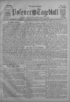 Posener Tageblatt 1911.06.18 Jg.50 Nr281