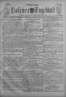 Posener Tageblatt 1911.06.20 Jg.50 Nr284