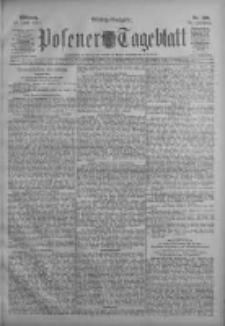 Posener Tageblatt 1911.06.21 Jg.50 Nr286