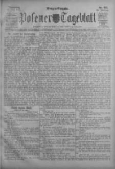 Posener Tageblatt 1911.06.22 Jg.50 Nr287