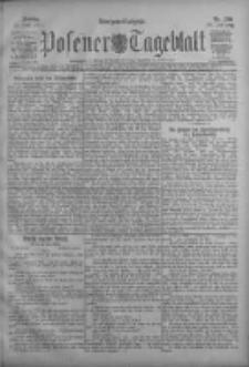 Posener Tageblatt 1911.06.23 Jg.50 Nr289