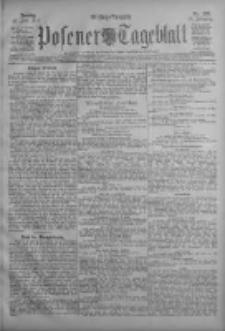 Posener Tageblatt 1911.06.23 Jg.50 Nr290