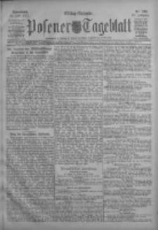 Posener Tageblatt 1911.06.24 Jg.50 Nr292