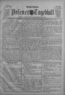 Posener Tageblatt 1911.06.27 Jg.50 Nr295