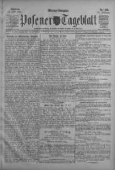Posener Tageblatt 1911.06.27 Jg.50 Nr296