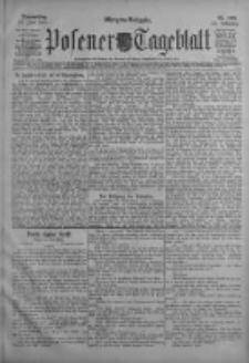Posener Tageblatt 1911.06.29 Jg.50 Nr299