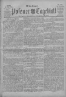Posener Tageblatt 1904.05.20 Jg.43 Nr234