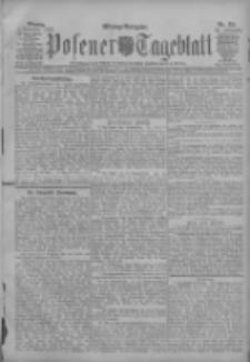 Posener Tageblatt 1907.11.04 Jg.46 Nr518
