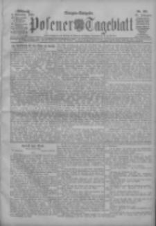 Posener Tageblatt 1907.11.06 Jg.46 Nr521