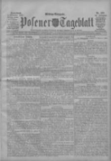 Posener Tageblatt 1907.11.09 Jg.46 Nr528