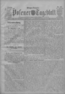 Posener Tageblatt 1907.11.10 Jg.46 Nr529