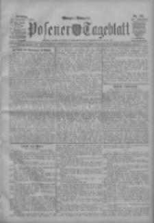 Posener Tageblatt 1907.11.12 Jg.46 Nr531