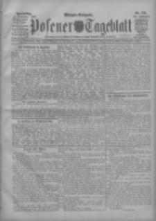 Posener Tageblatt 1907.11.14 Jg.46 Nr535
