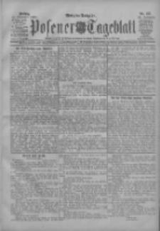 Posener Tageblatt 1907.11.15 Jg.46 Nr537
