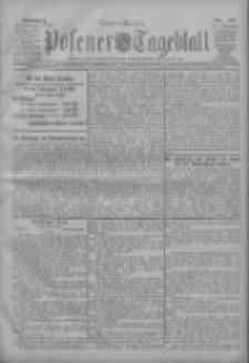 Posener Tageblatt 1907.11.16 Jg.46 Nr539
