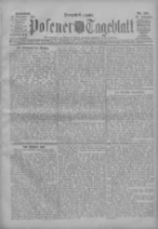 Posener Tageblatt 1907.11.23 Jg.46 Nr549