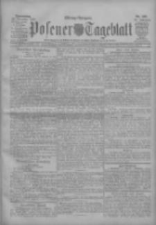 Posener Tageblatt 1907.11.28 Jg.46 Nr558