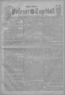 Posener Tageblatt 1907.11.29 Jg.46 Nr560