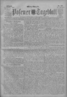 Posener Tageblatt 1907.12.11 Jg.46 Nr580