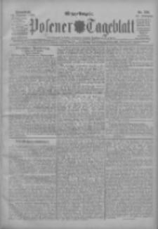 Posener Tageblatt 1907.12.14 Jg.46 Nr586