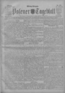 Posener Tageblatt 1907.12.16 Jg.46 Nr588