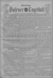 Posener Tageblatt 1907.12.17 Jg.46 Nr590
