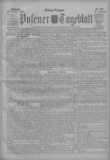 Posener Tageblatt 1907.12.18 Jg.46 Nr592