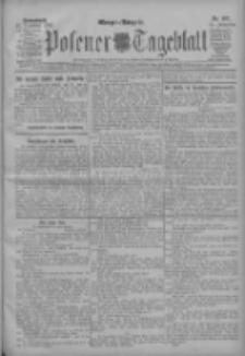 Posener Tageblatt 1907.12.21 Jg.46 Nr597