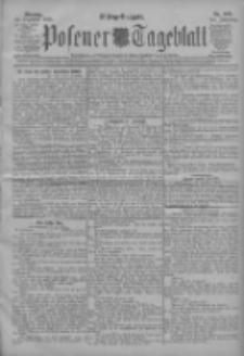 Posener Tageblatt 1907.12.23 Jg.46 Nr600