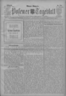 Posener Tageblatt 1907.12.25 Jg.46 Nr603