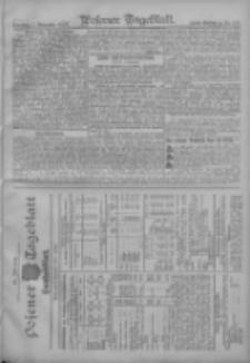 Posener Tageblatt. Handelsblatt 1907.11.04 Jg.46