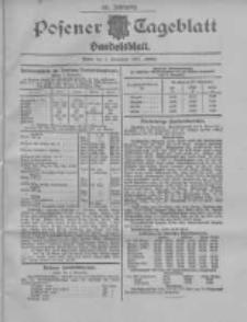 Posener Tageblatt. Handelsblatt 1907.11.05 Jg.46