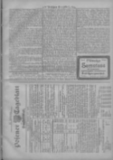 Posener Tageblatt. Handelsblatt 1907.11.09 Jg.46