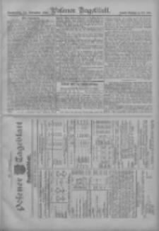 Posener Tageblatt. Handelsblatt 1907.11.13 Jg.46