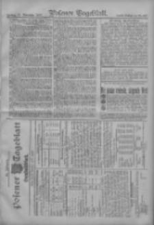 Posener Tageblatt. Handelsblatt 1907.11.14 Jg.46