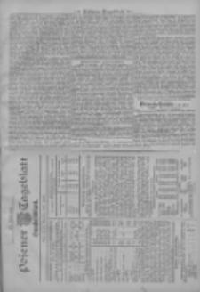 Posener Tageblatt. Handelsblatt 1907.11.19 Jg.46