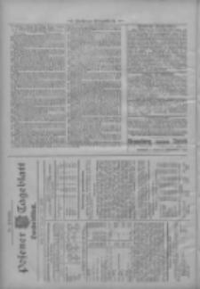 Posener Tageblatt. Handelsblatt 1907.11.26 Jg.46
