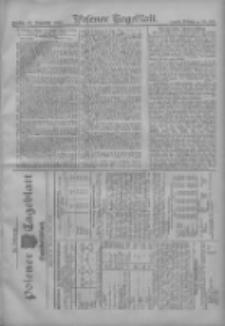 Posener Tageblatt. Handelsblatt 1907.11.28 Jg.46