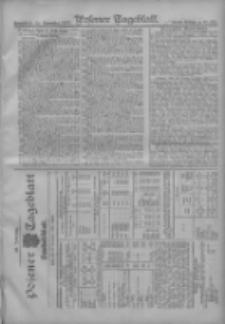 Posener Tageblatt. Handelsblatt 1907.11.29 Jg.46