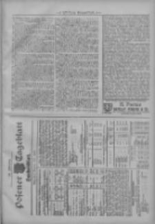 Posener Tageblatt. Handelsblatt 1907.12.02 Jg.46