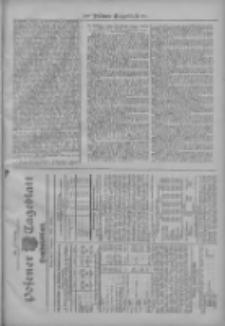 Posener Tageblatt. Handelsblatt 1907.12.03 Jg.46