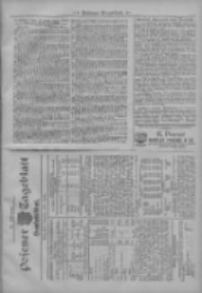 Posener Tageblatt. Handelsblatt 1907.12.05 Jg.46
