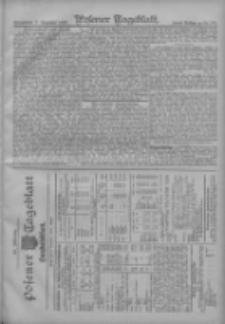 Posener Tageblatt. Handelsblatt 1907.12.06 Jg.46