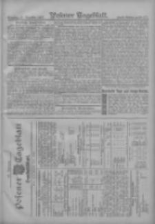 Posener Tageblatt. Handelsblatt 1907.12.09 Jg.46