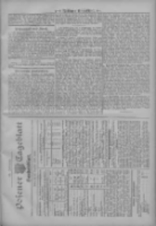 Posener Tageblatt. Handelsblatt 1907.12.10 Jg.46
