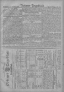 Posener Tageblatt. Handelsblatt 1907.12.11 Jg.46