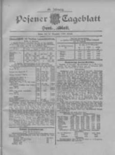 Posener Tageblatt. Handelsblatt 1907.12.12 Jg.46