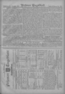 Posener Tageblatt. Handelsblatt 1907.12.20 Jg.46