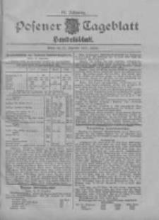 Posener Tageblatt. Handelsblatt 1907.12.21 Jg.46